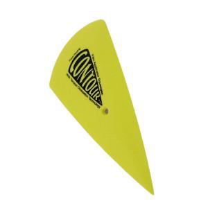 contour amarela